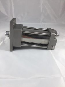 Pneumatic cylinder Double-acting diameter 50 mm, stroke 50 mm